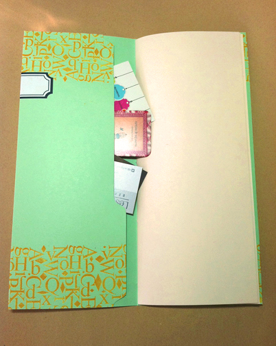 File Folder Book Tutorial Ink Stained Book Arts