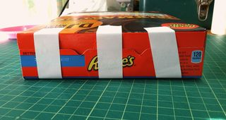 Cereal Box Taped